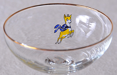 Babycham Glasses 04