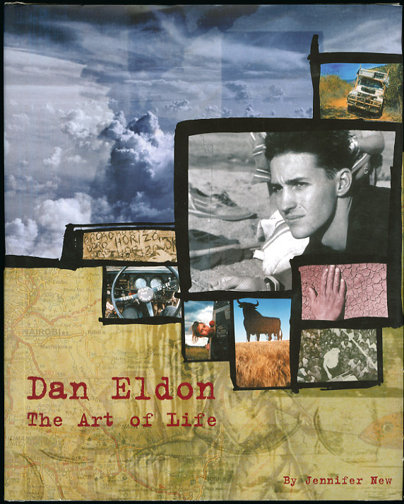 Dan Eldon The Art of Life ISBN 0-8118-2955-3