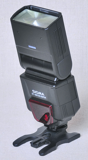 Sigma EF-500 DG Super Flash 01