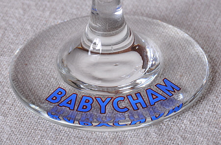 Babycham Glasses 03