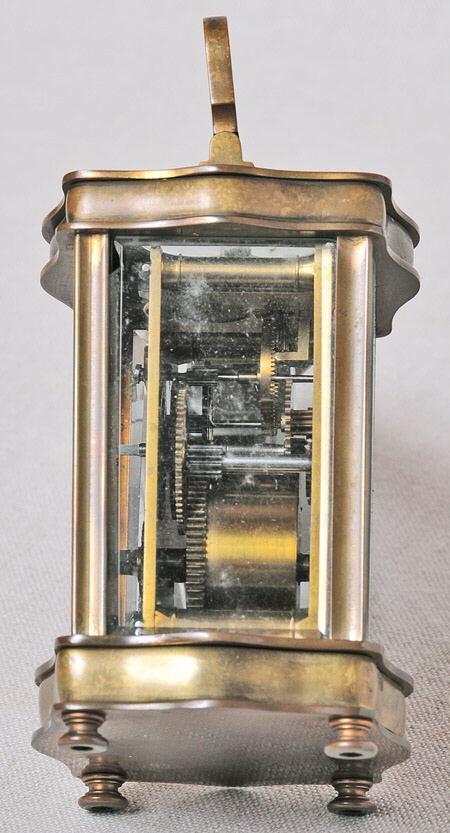 Carriage Clock Side View 01