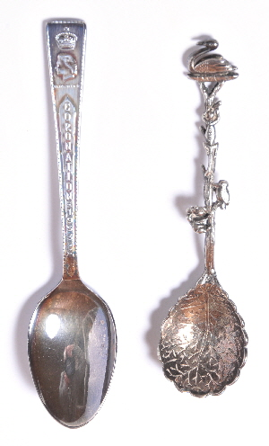 Coronation and Decorative Spoons