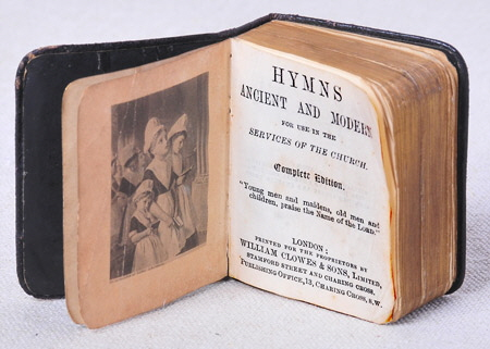 Hymns A & M First Page