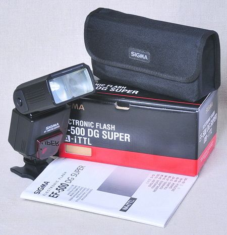 Sigma EF-500 DG Super Flash 00